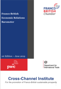 1st Edition of the Barometer of Franco-British Economic Relations